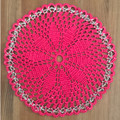 Handmade Crocheted Lace from Croatia by Ðurđa Pintar Janes, ONE-OF-A-KIND: NEW! #2