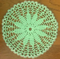 Handmade Crocheted Lace from Croatia by Ðurđa Pintar Janes, ONE-OF-A-KIND: NEW! #6