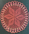 Handmade Crocheted Lace from Croatia by Ðurđa Pintar Janes, ONE-OF-A-KIND: NEW! #4