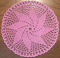 Handmade Crocheted Lace from Croatia by Ðurđa Pintar Janes, ONE-OF-A-KIND: NEW! #9