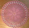 Handmade Crocheted Lace from Croatia by Ðurđa Pintar Janes, ONE-OF-A-KIND: NEW! #12