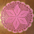 Handmade Crocheted Lace from Croatia by Ðurđa Pintar Janes, ONE-OF-A-KIND: NEW! #11