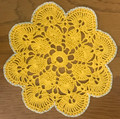 Handmade Crocheted Lace from Croatia by Ðurđa Pintar Janes, ONE-OF-A-KIND: NEW! #15