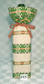 WINE and GIFT BAG, Handmade with Woven Textiles from Croatia: NEW! (#15): SOLD OUT!