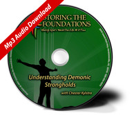 Understanding Demonic Strongholds Mp3 Download