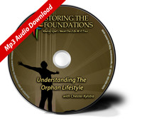 Understanding The Orphan Lifestyle Mp3 Download