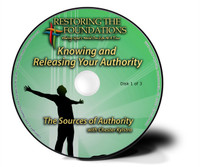 Knowing and Releasing Your Authority