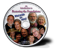 Restoring the Foundations Promotional DVD