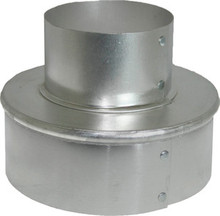 Galvanized Duct Increaser or Reducer       (I/R 10X7)