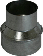 Galvanized Tapered Reducer      (TR 24X12)
