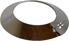 Galvanized Storm Collar (4 Inch)   (SC 4 )