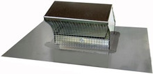 Metal Roof Vent 4 Inch With Damper And Screen Rdva 4