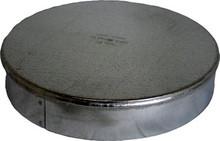 Duct End Cap 'no crimp' (24 Inch)  (FC 24)