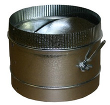 Manual Duct Damper - 12 inch spool damper