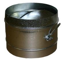 Manual Duct Damper - 10 inch spool damper