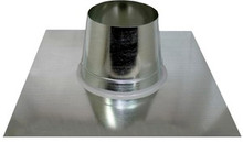 Pipe Flashing with Flat Pitch (5 Inch)   (FP 5)