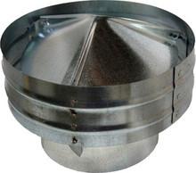 Roof Gravity Ventilator - Globe  (6 Inch) (GGV6)