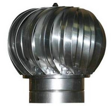 Low Profile Turbine Ventilator (8 Inch Galvanized)