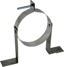 """Duct Stand-Off Bracket - For 8"""" Pipe"""