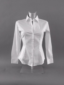 Classic Button Up Blouse (Available in 2 Colors)