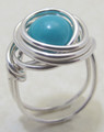 Nested Turquoise Ring