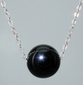 Simple Elegance Hematite Chain
