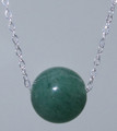 Simple Elegance Aventurine Chain