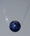 Simple Elegance Sodalite Chain N21D12