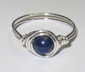 Small Nested Lapis Lazuli Ring