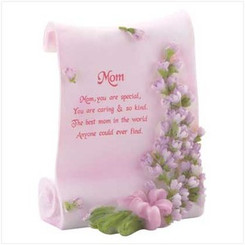 Mom Decoration Plaque
