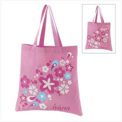 Magic Bouquet Tote Bag