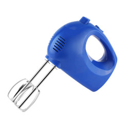 BLUE ELECTRIC HAND MIXER