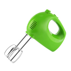 LIME GREEN ELECTRIC HAND MIXER