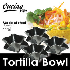 TORTILLA BOWL SET