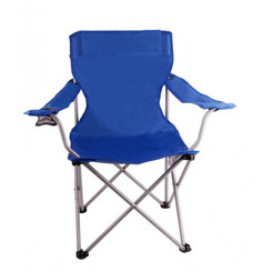 CAMPING CHAIR - BLUE