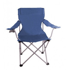 CAMPING CHAIR - DARK BLUE