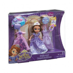 DISNEY SOFIA THE FIRST ROYAL FASHION