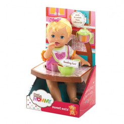 LITTLE MOMMY SWEET EATS DOLL