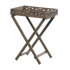 ESTATE WOODEN TRAY TABLE