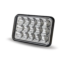 front of led headlight