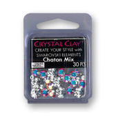 Crystal SWAROVSKI ELEMENTS Chaton Mix
