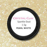White Pearl Sparkle Dust - 1.5g