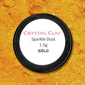 Gold Sparkle Dust - 1.5g