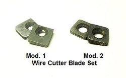 Wire Cutter Blades Blades for Robot Wire Cutter Mod.1 & Mod.2 Versions Fits PDA-92 SWC-62 TBi Cutter 404-1181