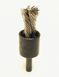 NZP-908 End Brush Stainless Steel For Nozzle Cleaner