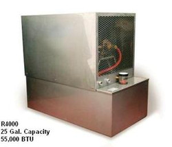 "Dynaflux R4000G Welding Cooler 25 Gallon 230 / 460 V. 3ph. 55,000 BTU ""Free Shipping"""
