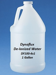 Dynaflux 100-4x1 De-Ionized Water 4x1 Gallon Case