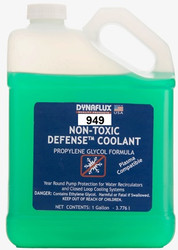 949-4x1 Welding Coolant Propylene Glycol 4 Gallon Concentrated