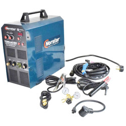 •The T200-ACDC welder comes ready to weld; simply add the flow meter and shielding gas. It offers infinite amperage control with an LED meter, AC balance control, and a remote amp receptacle, so you can set the machine to your required settings.
