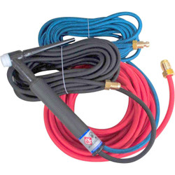 CK18-25SF 350A Tig Torch with Super Flex Cable 25'